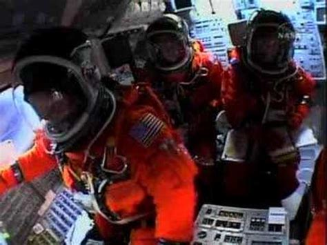 NASA Full Launch - Space Shuttle Discovery [Cockpit View