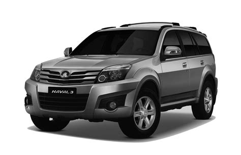 Comparison - Great Wall Haval H3 2015 - vs - SsangYong
