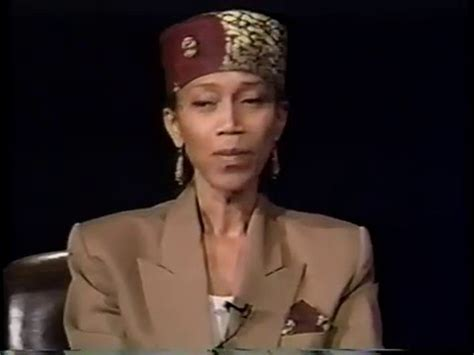 Attallah Shabazz daughter of Malcolm X interview - YouTube
