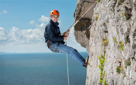 'Rock climbing is brutal, elegant and a phenomenal