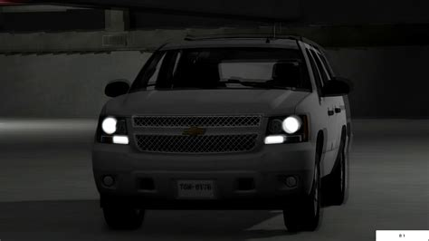   BeamNG   CHEVROLET TAHOE 2008 The Driving Test 4K
