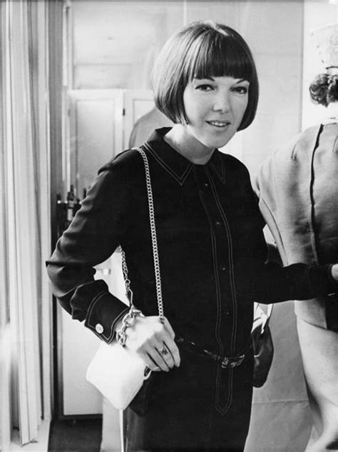 Mary Quant creator of the Mini Skirt and Hotpants