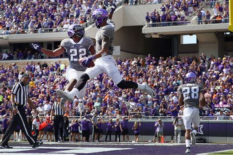 TCU Football: Kansas State Preview; In the Purple Bowl