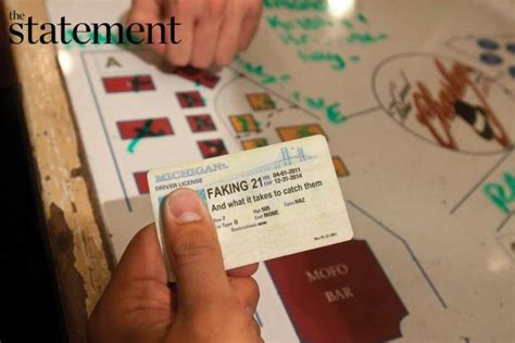 Faking 21: How bouncers catch fake IDs and underage