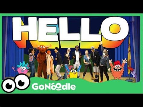 GoNoodle in class: sing along, dance and enjoy English to