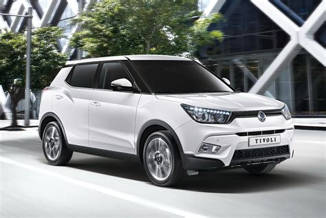 South Korea's Ssangyong is coming to the U