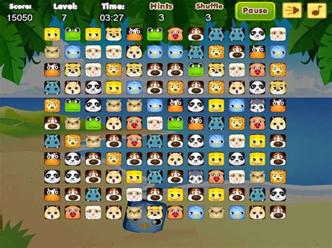 Animals Connect Online Free Game | GameHouse